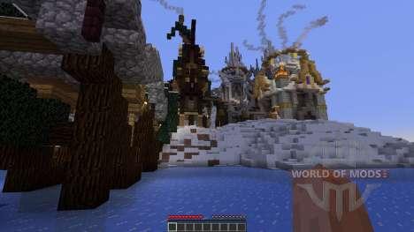 Christmas Factory para Minecraft