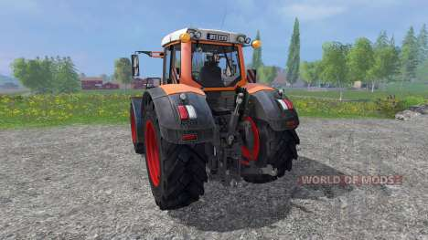 Fendt 936 Vario utilidad para Farming Simulator 2015