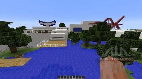 Seaworld Minecraft para Minecraft