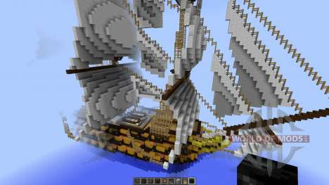 Pirate of the Caribbeans battle [1.8][1.8.8] para Minecraft