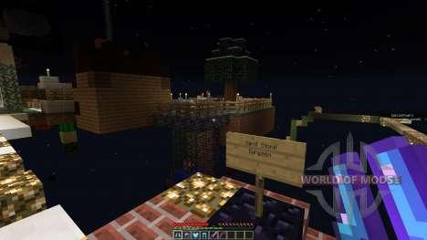 Sky Quest Dragon Slayer Reign Of GigaLox para Minecraft