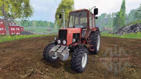 MTZ-82.1 v1.3 para Farming Simulator 2015