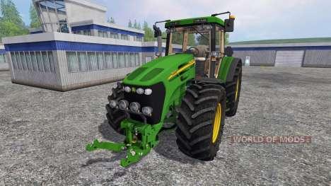 John Deere 7920 v2.0 para Farming Simulator 2015