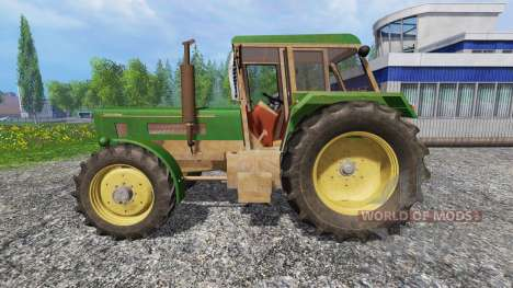 Schluter Super 1050V v2.0 Green para Farming Simulator 2015