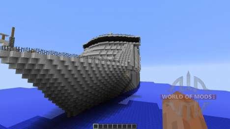 Oceana P O Cruises 1:1 Replica para Minecraft