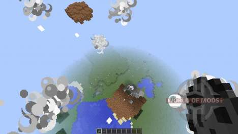 Block Throwing Tornadoes [1.8][1.8.8] para Minecraft