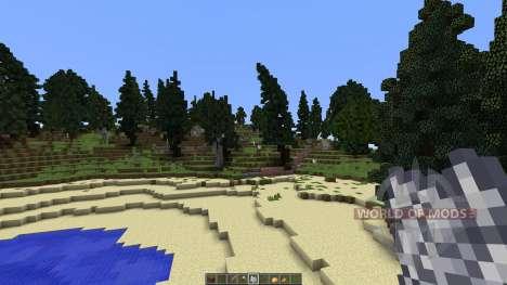 Amtal island para Minecraft