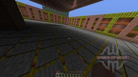 TnT Run para Minecraft