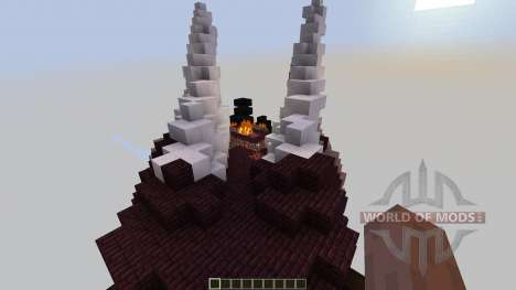 LoRak The Nether King [1.8][1.8.8] para Minecraft