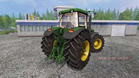John Deere 8220 v2.0 para Farming Simulator 2015