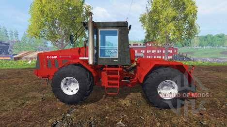 K-R1 744 para Farming Simulator 2015
