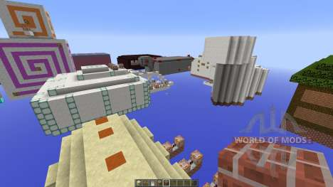 NM Parkour 1.0 Singleplayer para Minecraft