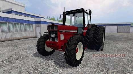 IHC 1455A v2.0 para Farming Simulator 2015