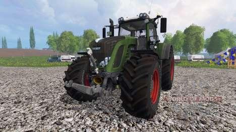 Fendt 936 Vario SCR v3.1 para Farming Simulator 2015