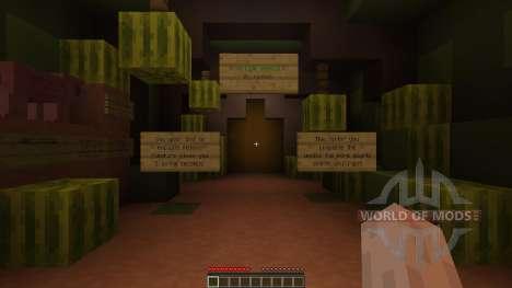 Melon mania para Minecraft