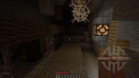 Crawler descent para Minecraft