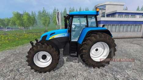 New Holland T7550 v3.0 para Farming Simulator 2015