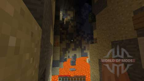 AdventureMap The Temple of the Knaaren para Minecraft