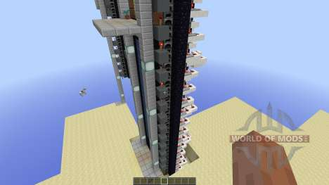 Super Secret Elevator para Minecraft