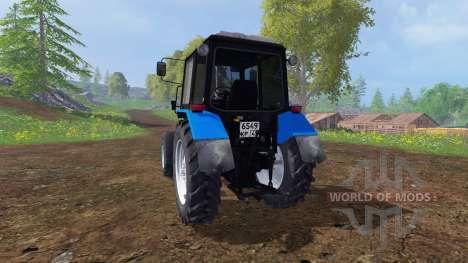 MTZ-892 v1.3 para Farming Simulator 2015