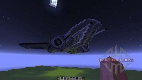 THUNDERBOLT FIGHTER para Minecraft