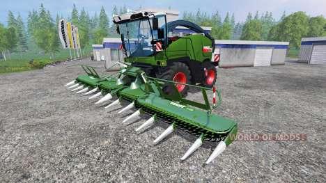 Fendt Katana 65 v2.0 para Farming Simulator 2015