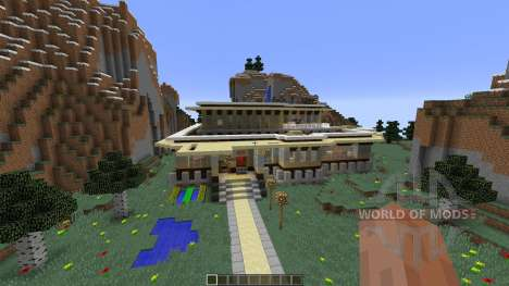 spoodles Mansion para Minecraft