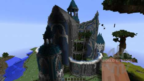 A recollection of Anguish Medieval Fantasy Cast para Minecraft