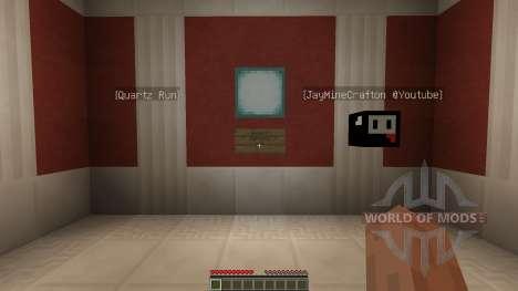 Quartz Run Parkour [1.8][1.8.8] para Minecraft