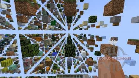Sky Grid [1.8][1.8.8] para Minecraft
