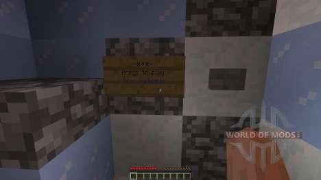 Ice Spleef Frozen Arena [1.8][1.8.8] para Minecraft