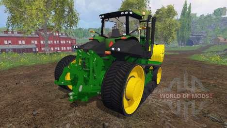 John Deere 9560RT v2.1 para Farming Simulator 2015