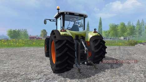 CLAAS Arion 650 v1.1 para Farming Simulator 2015