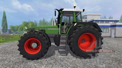 Fendt Favorit 824 v2.0 para Farming Simulator 2015