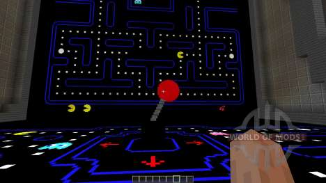 Pacman Map [1.8][1.8.8] para Minecraft