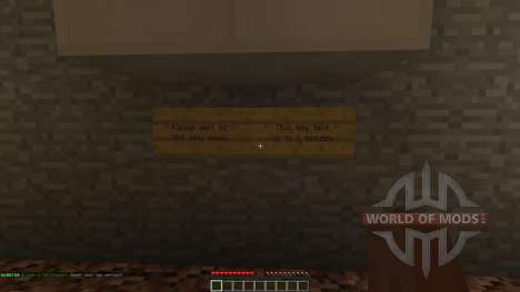 True Labyrinth para Minecraft