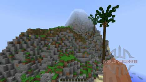 Elrinir Island [1.8][1.8.8] para Minecraft
