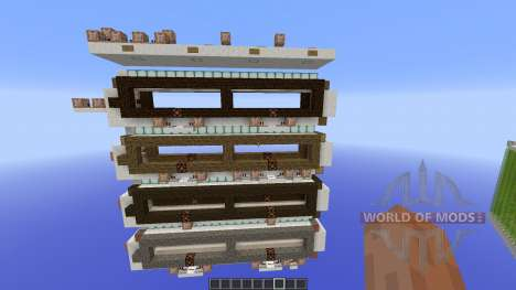 The Social Experiment para Minecraft