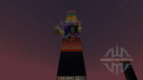 PenguinMCs COLOR TOWER PARKOUR [1.8][1.8.8] para Minecraft
