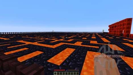 Hell Maze para Minecraft