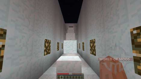 Snowy Planes Parkour [1.8][1.8.8] para Minecraft