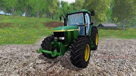 John Deere 6910 v2.0 para Farming Simulator 2015