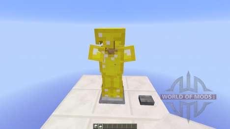 SUPER Mini Armor Stand para Minecraft