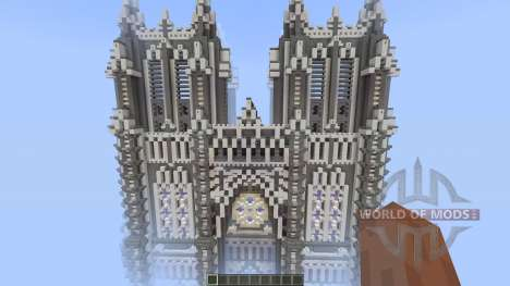 17th Century Cathedral [1.8][1.8.8] para Minecraft