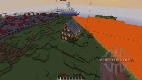 Hunger Games para Minecraft