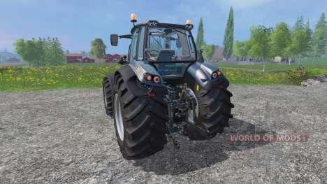 Deutz-Fahr Agrotron 7250 TTV warrior v3.0 para Farming Simulator 2015