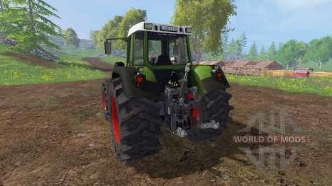 Fendt 930 Vario TMS v2.5 para Farming Simulator 2015