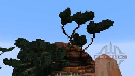Earth Kingdom Grand Market para Minecraft