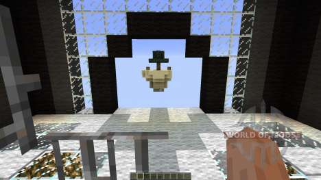 Skywars Map By Wikid para Minecraft