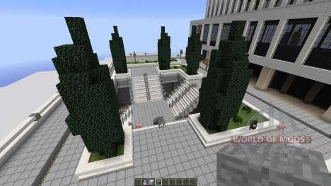 Little Seoul Tower para Minecraft